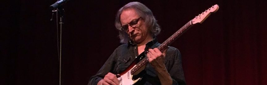 Sonny Landreth pays tribute to old friend Johnny Winter in Vancouver