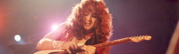 That time Jake E. Lee of Badlands told me that hearing Van Halen got him back into hard rock
