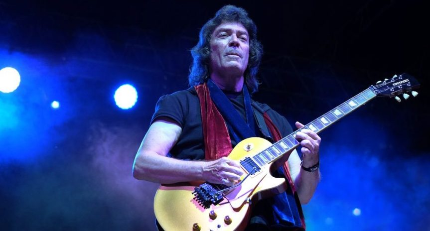 That time Steve Hackett told me about hearing Queen's demo tapes and thinking Genesis' label should sign them