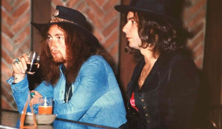 That time Deep Purple's Roger Glover told me what Ritchie Blackmore was really like as a person