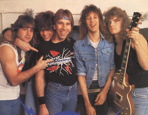 That time back in '88 when Jeff Keith told me why his band took its name from Nicola Tesla