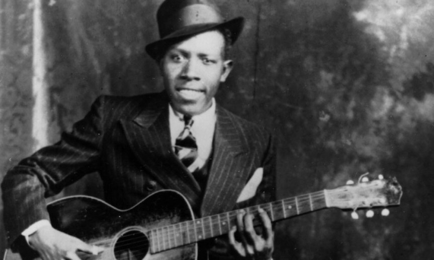 "That time I asked ""Honeyboy"" Edwards if he thought that his friend Robert Johnson sold his soul to the devil at the crossroads"