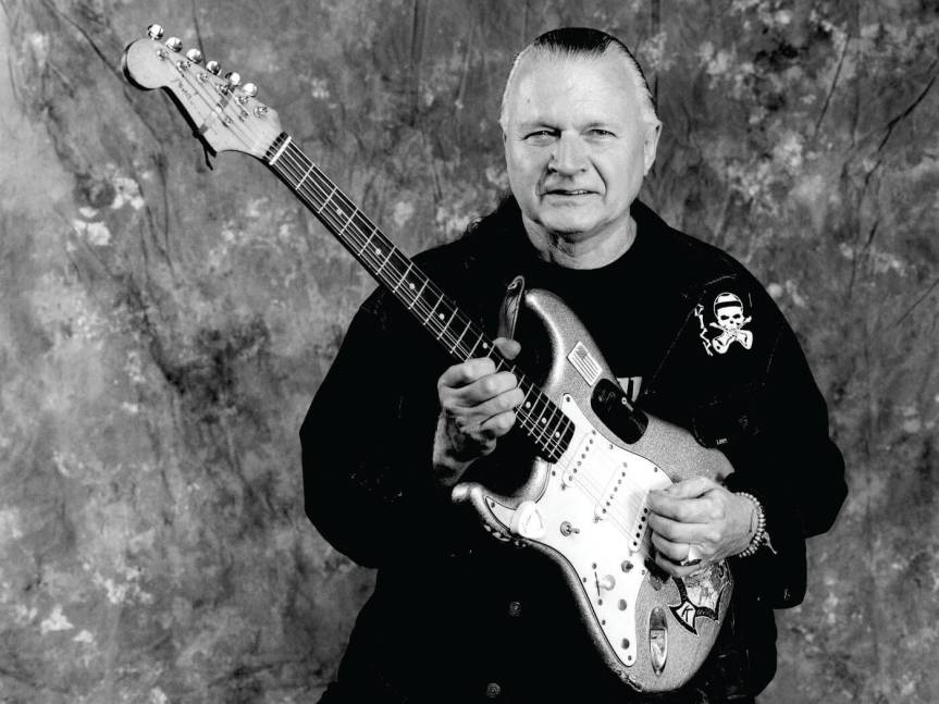 "That time Dick Dale told me that the way he played guitar was ""ticka-ticka-tucka-tucka ticka-ticka-tucka-tucka ticka-ticka-ta"""