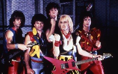 That time Fernando von Arb called and told me that Krokus was kicking Sammy Hagar's ass on tour