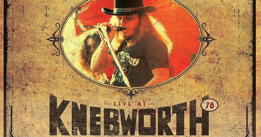Skynyrd's Live at Knebworth '76 makes me pine for Ronnie and the shitkicker days of southern-rock