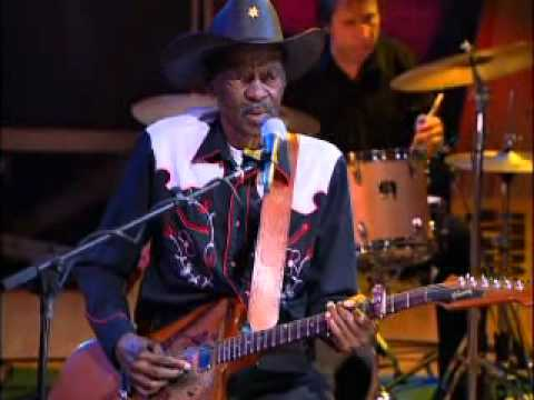 "That time I told ""Gatemouth"" Brown that he played pretty good boogie for a 73-year-old"