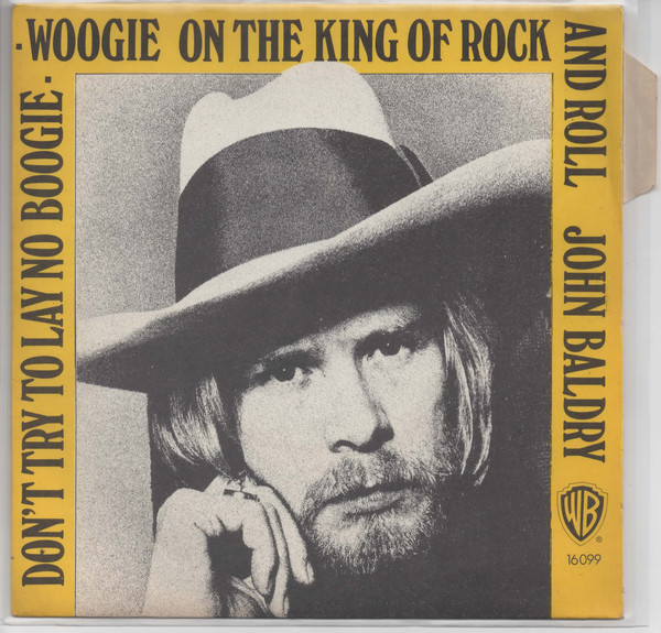 """That time I asked Long John Baldry if he was the King in """"Don't Try to Lay No Boogie Woogie on the King of Rock and Roll"""""""