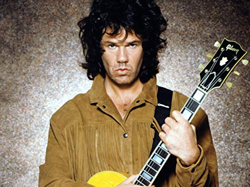 """That time I asked Gary Moore if he'd ever write a song about """"the Troubles"""" in Northern Ireland"""