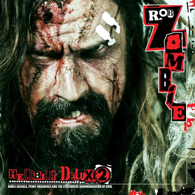 Album review: Rob Zombie, Hellbilly Deluxe 2 (2010)