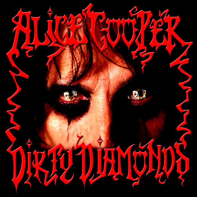 Album review: Alice Cooper, Dirty Diamonds (2005)
