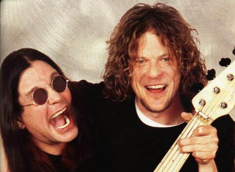 """That time Jason Newsted told me that Black Sabbath were """"the inventors"""" and they could do anything they want"""