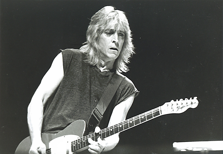 That time I called Mick Ronson up in Oklahoma and asked him how the tour with Ian Hunter was going