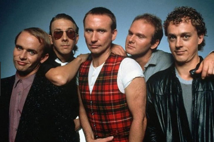 That time Colin Hay told me that he thought Men at Work were a success story when they were playing Melbourne pubs