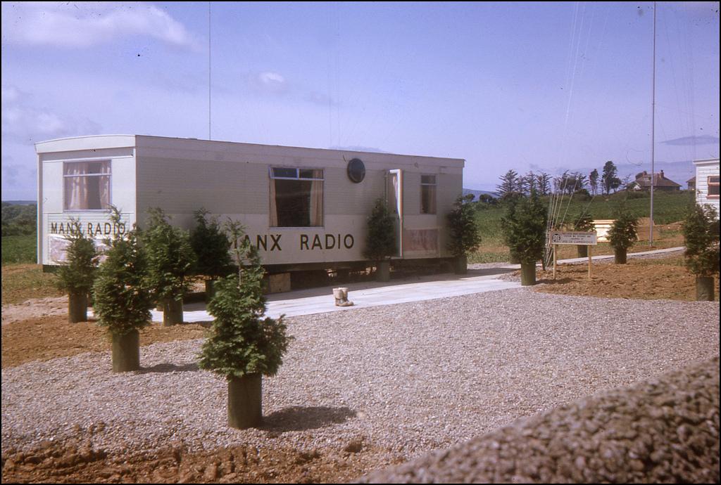 Manx Radio in 1964
