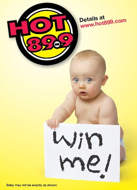 Hot 89.9 baby