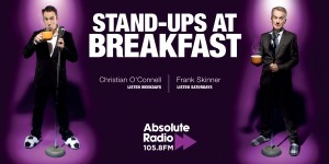 Stand Ups at Breakfast