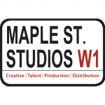 Maple Street Studios logo
