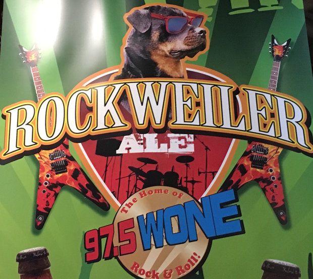 Rockweiler Ale