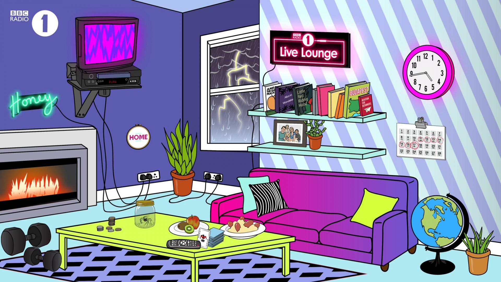 Live Lounge Month teaser
