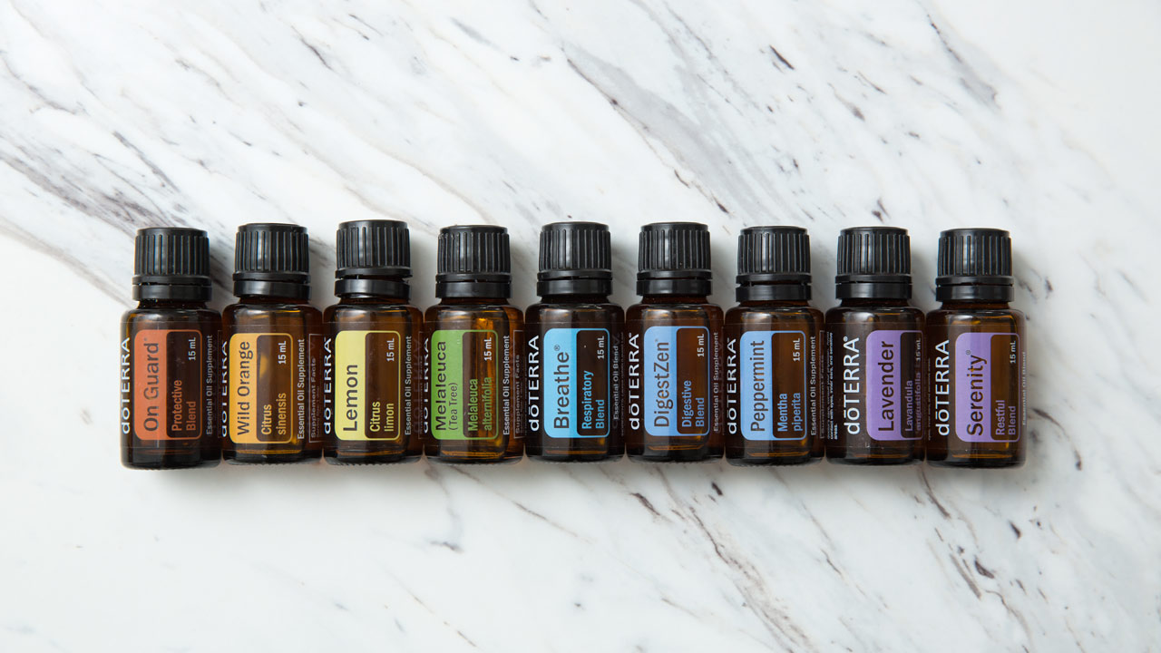 sharing doterra in a