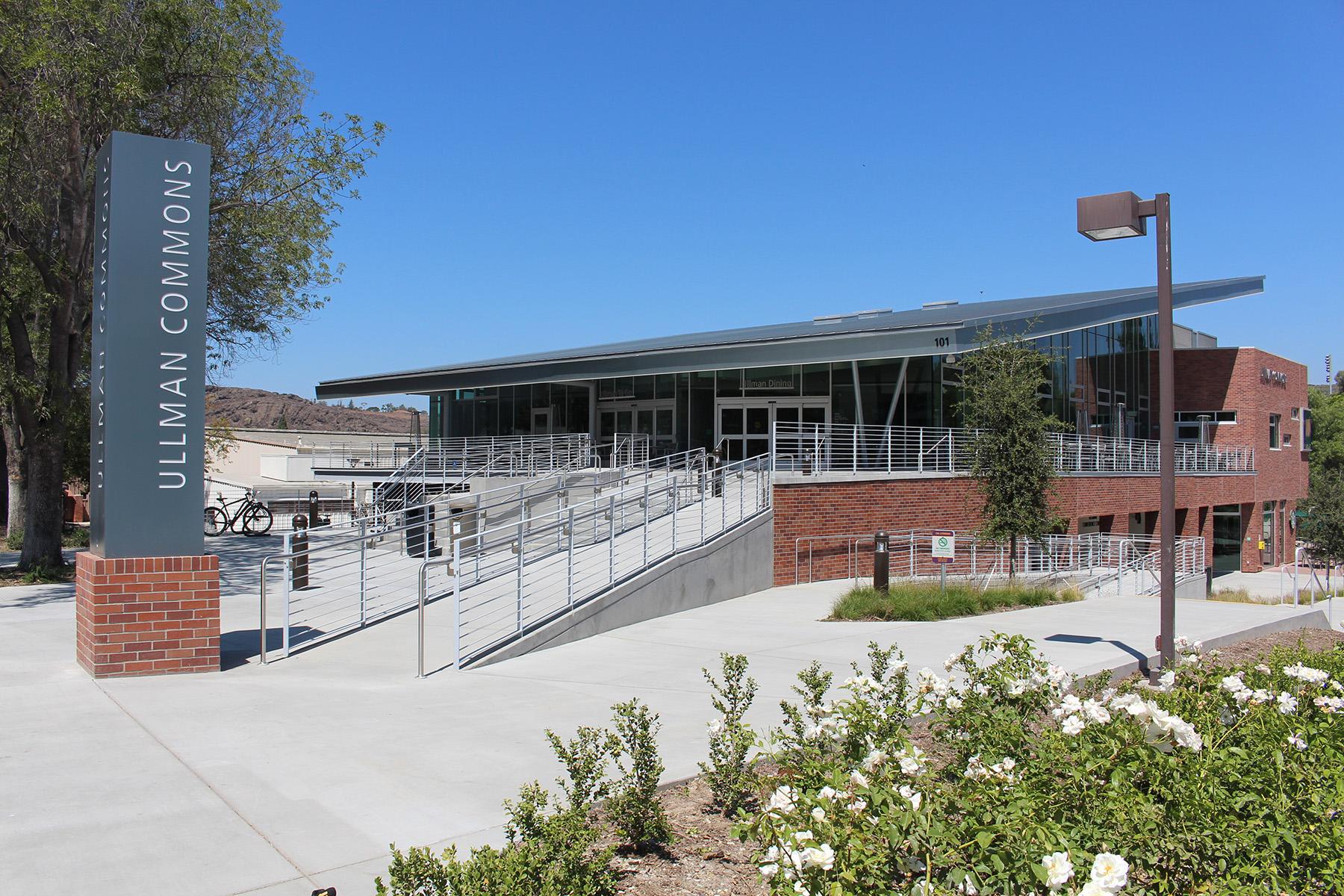 California Lutheran University Campus Map.Cal Lutheran University Campus Map