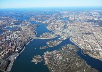 Stockholm, Sweden - Change Detection - Earth Watching