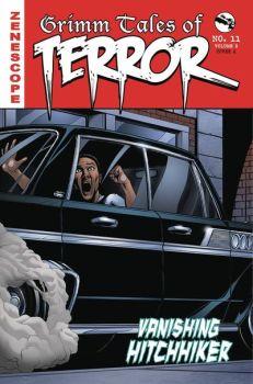 Cover A by: Eric J, Sean Ellery