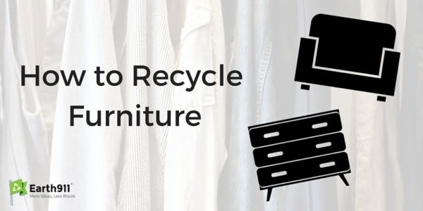 how to recycle my sofa modular chaise furniture earth911 com find a location in your area