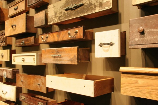 Upcycle Dingy Drawer Beautiful Diy Bookcase