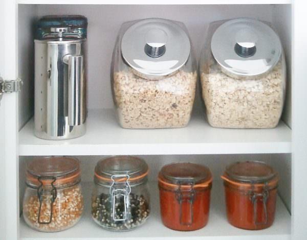 zero-waste home pantry