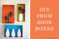 12 Ways To Upcycle Shoe Boxes | Earth911.com