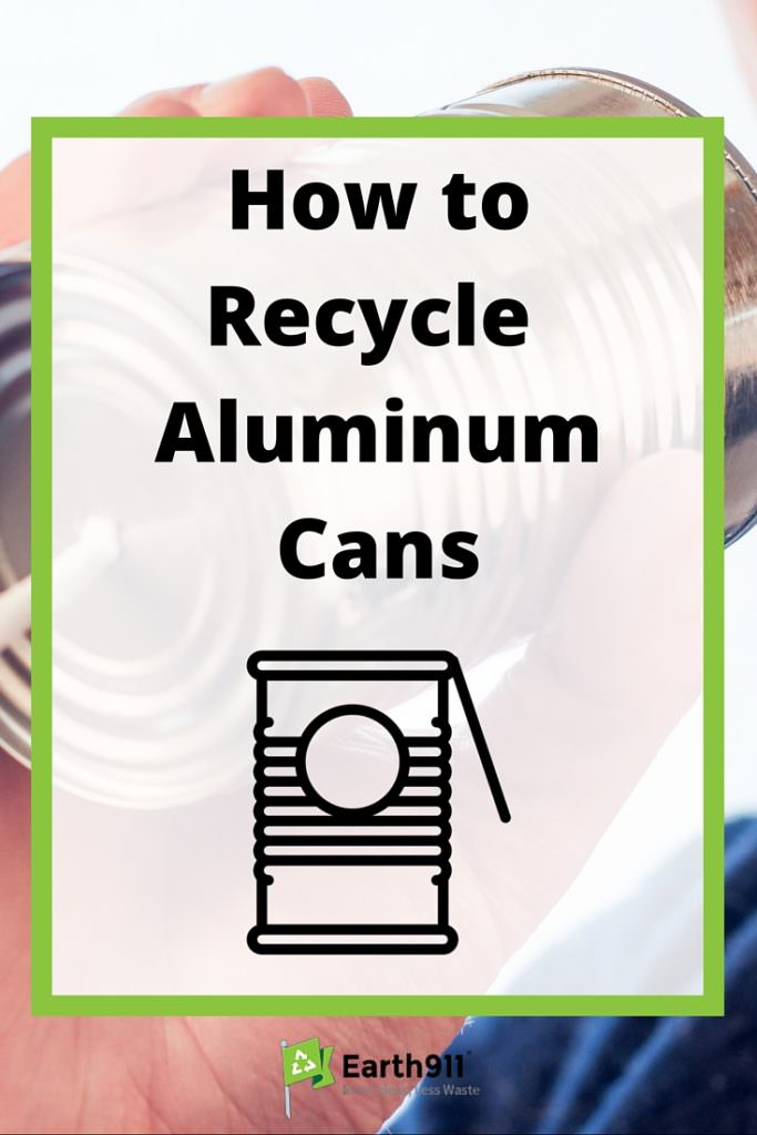 How to Recycle Aluminum Cans  Earth911com