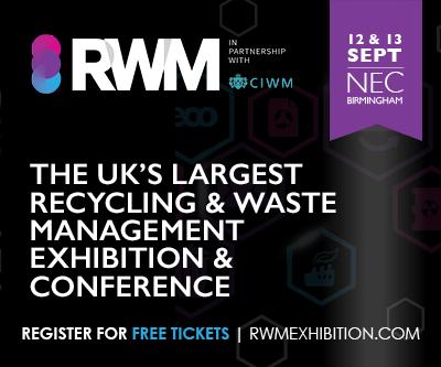 RWM Exhibition, NEC, Birmingham, U.K., September 12-14, 2018