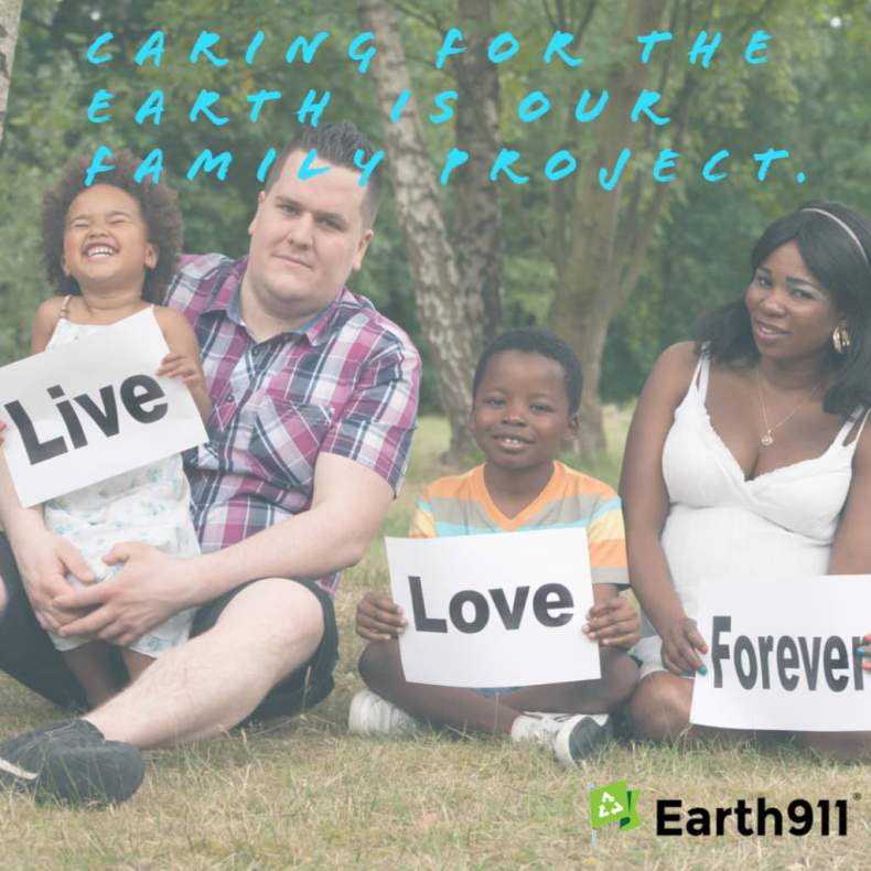 """Caring for the Earth Is Our Family Project"""