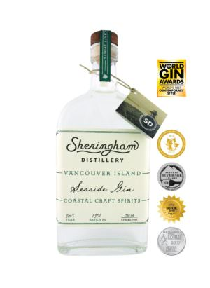 Sheringham Distillery's Seaside Gin