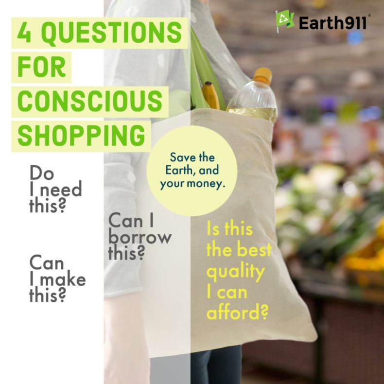 4 Questions for Conscious Shopping