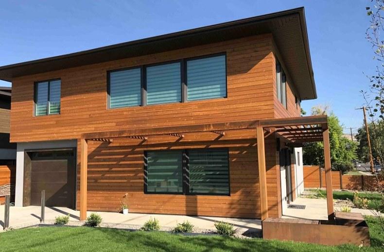 Living Zenith net-zero home