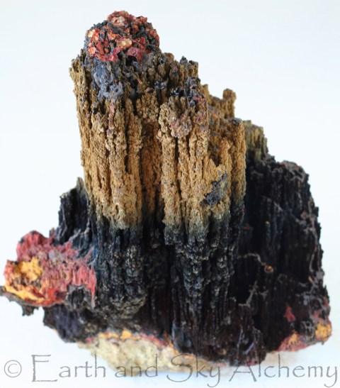 Goethite stalactite
