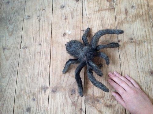 needle-felted-tarantula