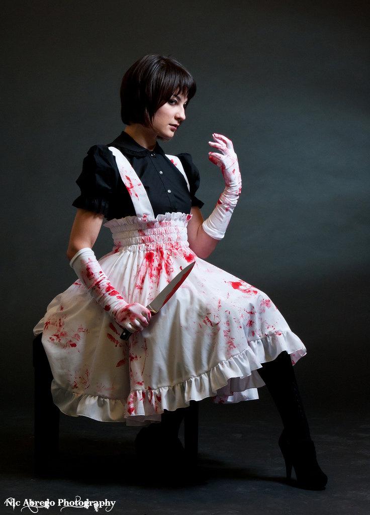psycho-alice-costume