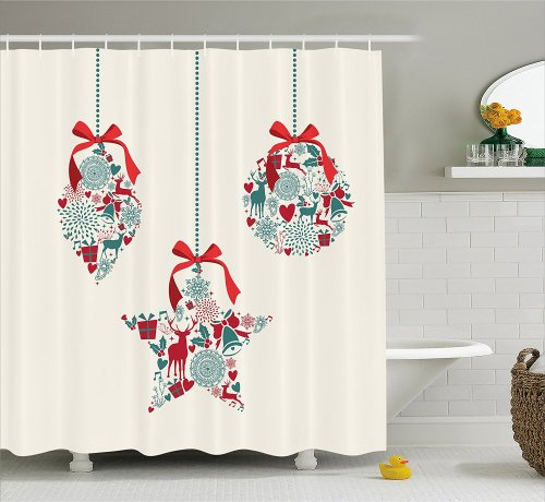 holiday-shower-curtain