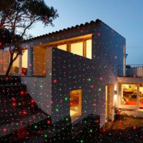 outdoor-laser-light-projector-in-red-and-green