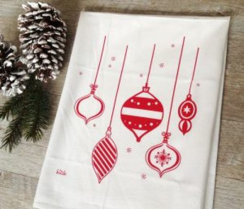 retro-christmas-ornaments-tea-towel
