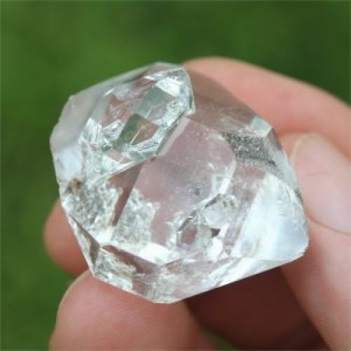 Herkimer Diamond Quartz Crystal, Herkimer Co., NY