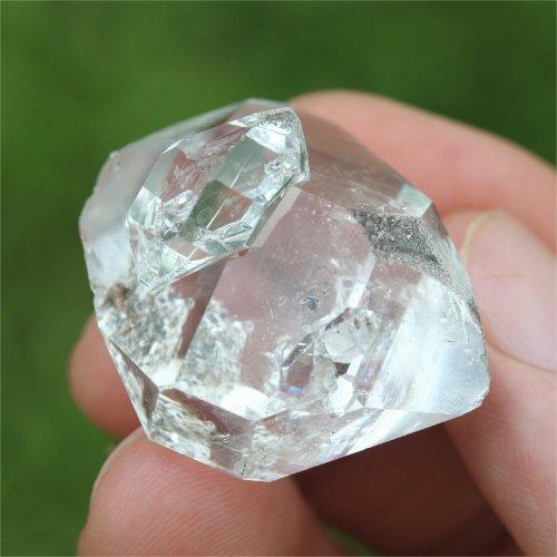 Herkimer Diamond Quartz Crystal, Herkimer Co., NY