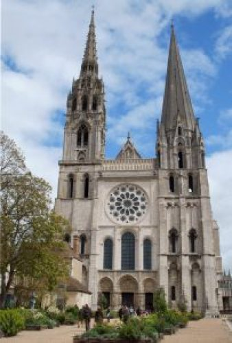 Notre Dame de Chartres Cathedral