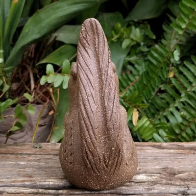 ceramic-chimpunk-holding-acorn-tail-up-400px-outdoor-sculpture-by-margaret-hudson-earth-arts-studio-2
