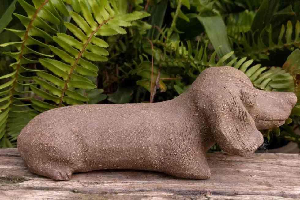 daschund-small-clay-sculpture-garden-margaret-hudson-1024_07