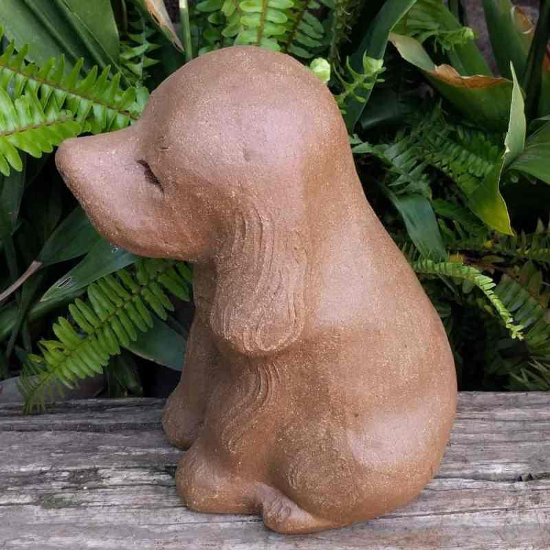 large-cocker-spaniel-clay-sculpture-garden_1024_06