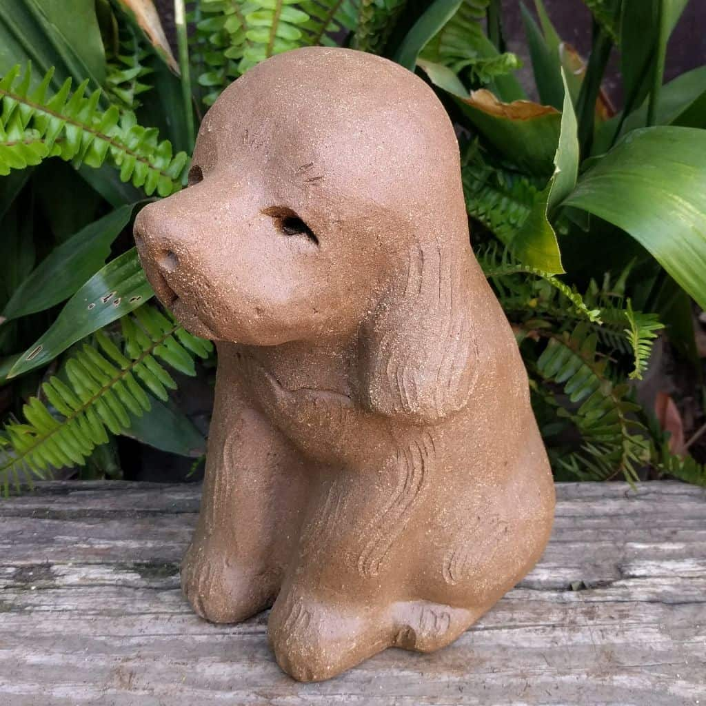 large-cocker-spaniel-clay-sculpture-garden_1024_07